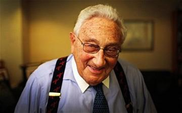 Henry Kissinger, the most famous living practitioner of international statecraft